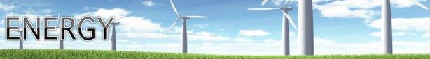 energy banner