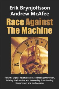 "L'e-book ""Race Against the Machine"""