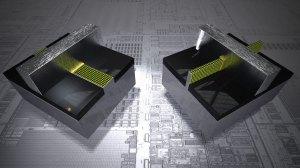 I nuovi transistor 3D , tri-gate