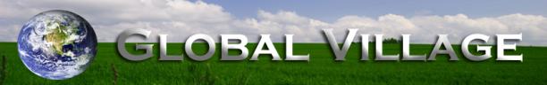 banner global village