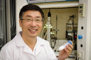 Darren Sun, capo ricercatore