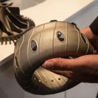 Camera di combustione stampata in 3D